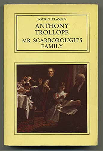 9780862991500: Mr. Scarborough's Family (Pocket classics)