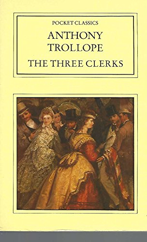 Image result for three clerks trollope