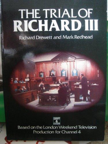 9780862991982: Trial of Richard III