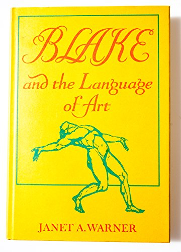 9780862992057: Blake and the Language of Art