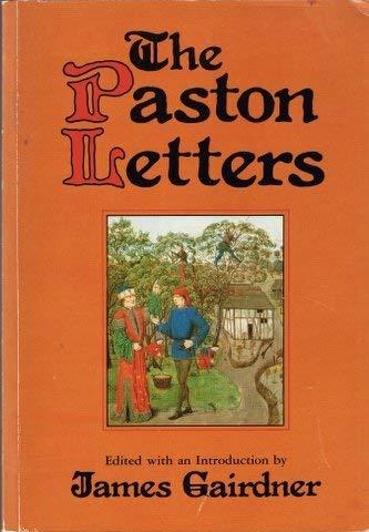 9780862993061: The Paston Letters