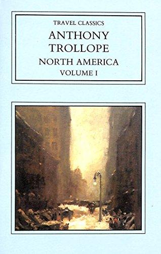 North America: v. 1 (Pocket Classics): Anthony Trollope