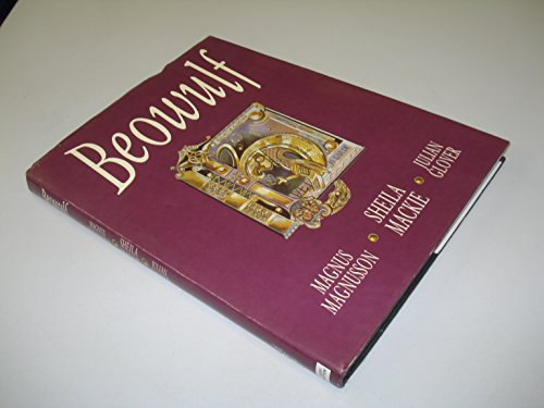 9780862993375: Beowulf: An Adaptation by Julian Glover of the Verse Translations of Michael Alexander and Edwin Morgan