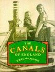 Canals of England: Eric De Mare