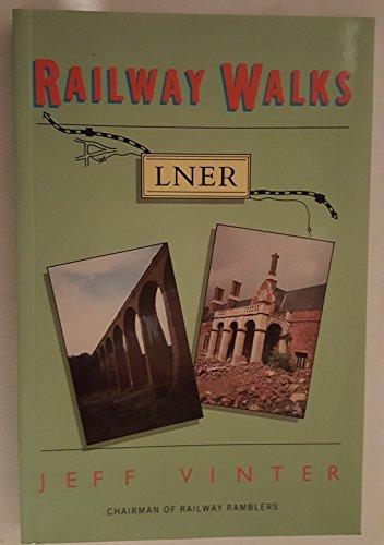 9780862997335: Railway Walks: London and North Eastern Railway