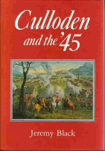 9780862997366: Culloden and the '45