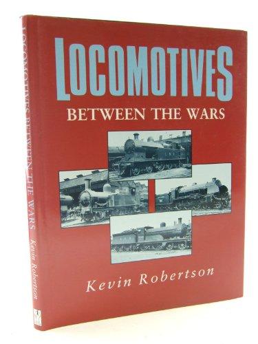 9780862999148: Locomotives Between the Wars
