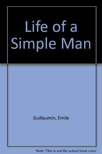 9780863000126: Life of a Simple Man