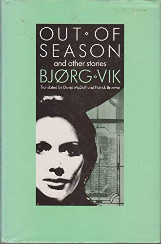 9780863000270: Out of Season and other stories