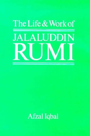 9780863040337: The Life and Work of Jalaluddin Rumi