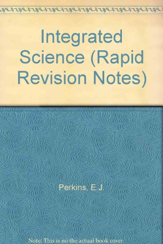 9780863050732: Integrated Science: Ordinary Level (Rapid Revision Notes)
