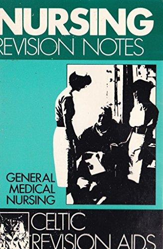 9780863051234: General Medical Nursing (Nursing revision notes)