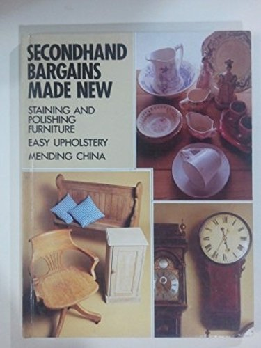 9780863070679: Secondhand Bargains Made New