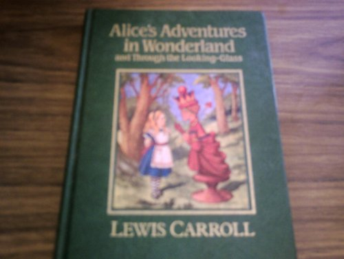 9780863076763: Alice's Adventures in Wonderland and Through the Looking Glass and Other Works. The Great Writers Library
