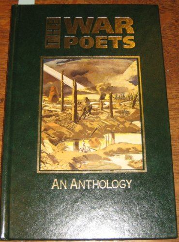 9780863076923: THE WAR POETS (THE GREAT WRITERS LIBRARY)
