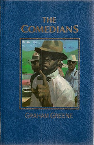 9780863077050: The Comedians : The Great Writers Library