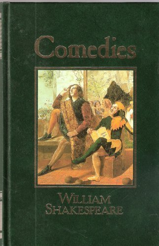 Comedies (The Great Writers Library)
