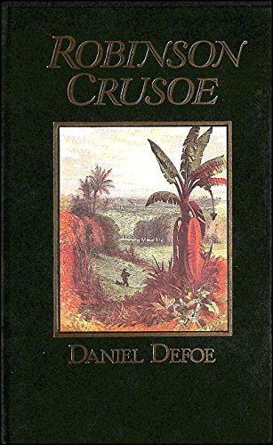 Robinson Crusoe. The Great Writers Library