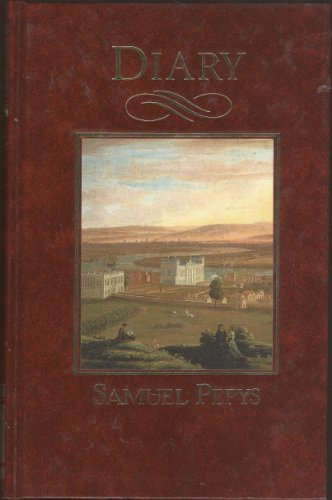 9780863077159: Diary (The Great Writers Library) [Hardcover] by Samuel Pepys