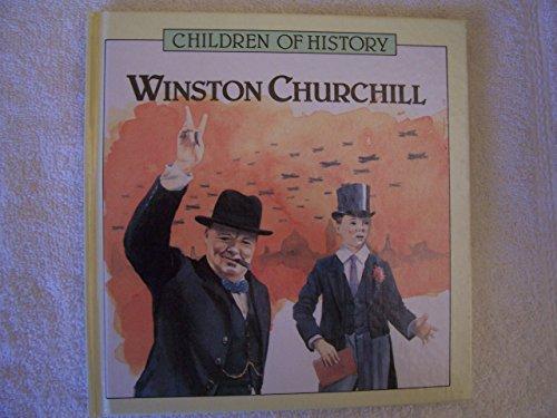 Winston Churchill (Children of History) (0863079253) by Williams, Brian; Salisbury, Martin