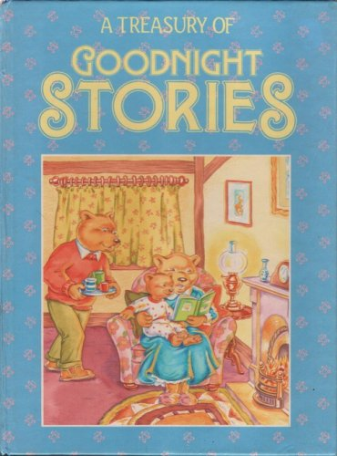 9780863079535: A Treasury of Goodnight Stories