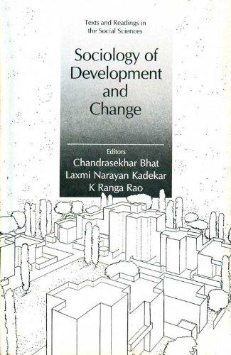 Sociology of Development and Change: Chandrashekhar Bhat, M.S.A.