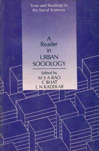9780863111518: A Reader in Urban Sociology