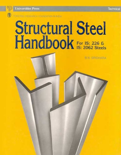 9780863113376: Structural Steel Handbook: For IS:226 and IS:2062 Steels