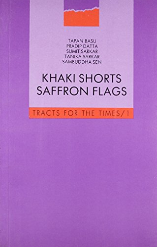 9780863113833: Khaki Shorts: Saffron Flags