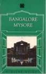 9780863114311: Bangalore - Mysore: A Disha Guide
