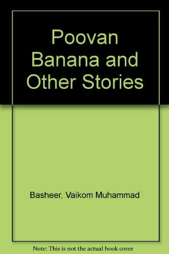 9780863115530: Poovan Banana and Other Stories