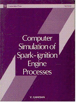 9780863115653: Computer Simulation of Spark-Ignition Engine Processes