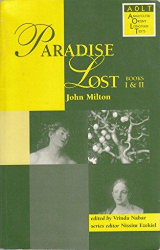 9780863118517: Paradise Lost: Bk. 1 & 2