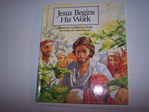 9780863130021: Jesus Begins His Work (People of the Bible)