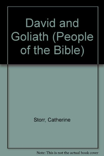9780863131981: David and Goliath (People of the Bible)