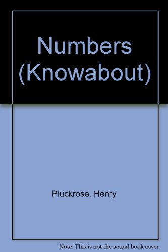 9780863135071: Numbers (Knowabout)