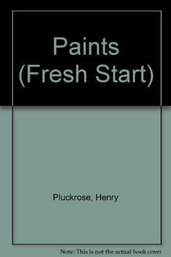 9780863135774: Paints (Fresh Start)