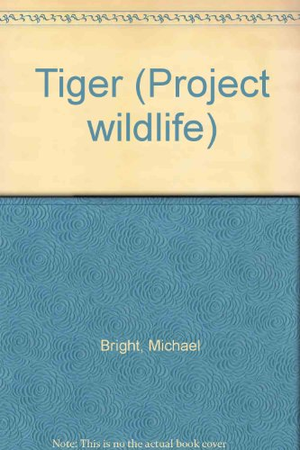 9780863137921: Tiger (Project wildlife)