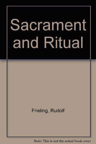 9780863150715: Sacrament and Ritual
