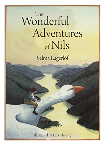 The Wonderful Adventures of Nils: Alsberg, Rebecca,Tate, Joan,LagerlÃ