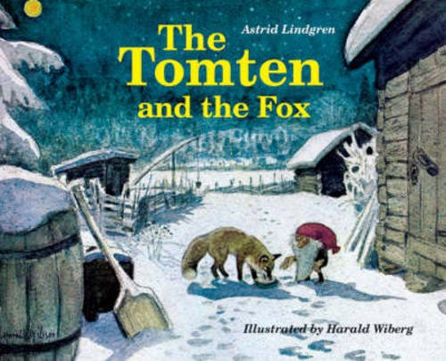 9780863151545: The Tomten and the Fox / Raven och Tomten