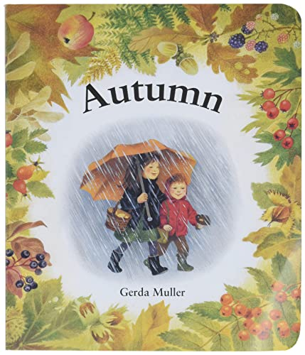 Autumn 9780863151910 This is one of a series of four books without text, which lead the young child through the seasons of the year. Full of fun, active illu