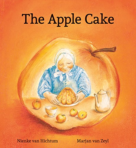 The Apple Cake 9780863152283 An old lady wants to bake a cake. She has everything she needs except apples. So she sets off to market to buy some apples, taking a basket of plums to trade along the way, just in case... (Ages 5-8)