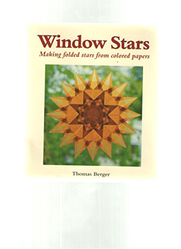 9780863152450: Window Stars, Making Folded Stars from Colored Papers