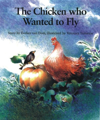 9780863153013: The Chicken Who Wanted to Fly