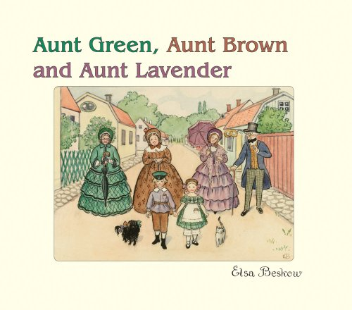 9780863153488: Aunt Green, Aunt Brown and Aunt Lavender