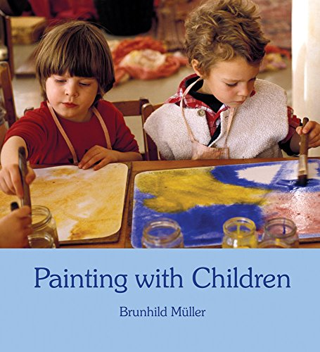 9780863153662: Painting with Children