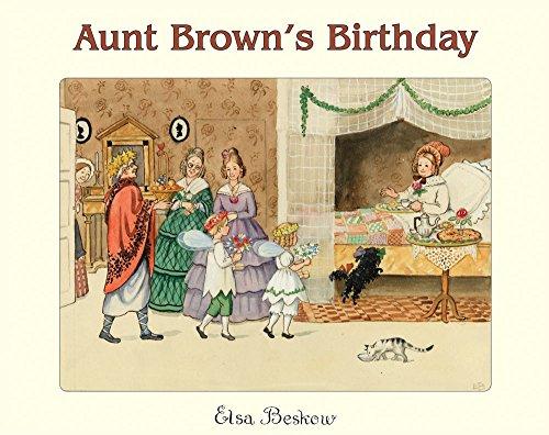 9780863153884: Aunt Brown's birthday