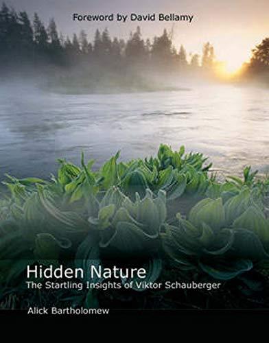 9780863154324: Hidden Nature: The Startling Insights of Viktor Schauberger
