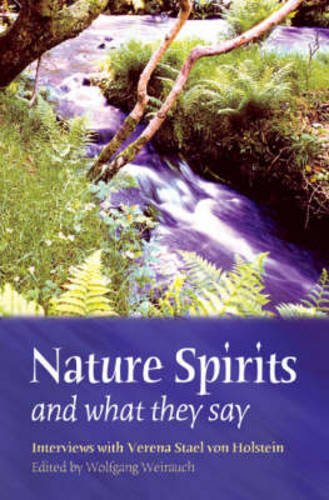 9780863154621: Nature Spirits and What They Say: Interviews with Verena Holstein
